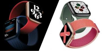 Какие смарт-часы Apple купить в 2020 году? Сравнение Watch Series 6 и SE