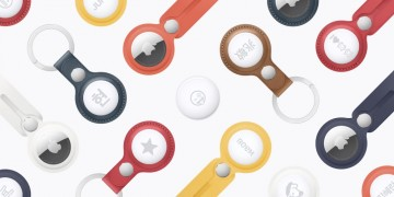 Видеообзор поисковых меток Apple AirTag