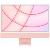 Apple iMac 24 Retina 4.5K 2021 Pink MJVA3RU/A (8-Core M1/8Gb/256Gb SSD/7-Core GPU/4480х2520/MacOS)