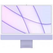Apple iMac 24 Retina 4.5K 2021 Purple Z130000BK (8-Core M1/8Gb/256Gb SSD/8-Core GPU/4480х2520/MacOS)