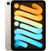 Apple iPad mini (2021) 64Gb Wi-Fi + Cellular Starlight (Сияющая звезда) MK8C3