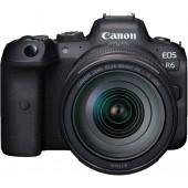 Беззеркальный фотоаппарат Canon EOS R6 Kit 24-105mm f/4