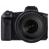 Беззеркальный фотоаппарат Canon EOS R Kit 24-105mm + адаптер крепления EF-EOS R