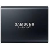 Внешний накопитель Samsung T5 1TB (черный)