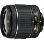 Объектив Nikon AF-P DX NIKKOR 18-55mm F3.5-5.6G VR