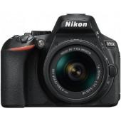Зеркальный фотоаппарат Nikon D5600 Kit 18-55mm AF-P DX VR