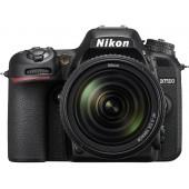Зеркальный фотоаппарат Nikon D7500 Kit 18-55mm VR