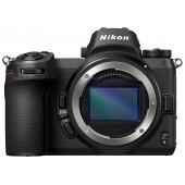 Беззеркальный фотоаппарат Nikon Z6 Body + переходник FTZ