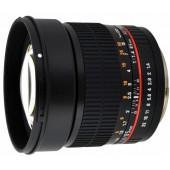 Объектив Samyang 85mm f/1.4 AS IF UMC для Canon EF