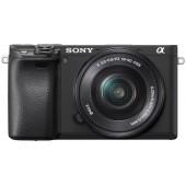 Беззеркальный фотоаппарат Sony Alpha a6400 Kit 16-50mm Black