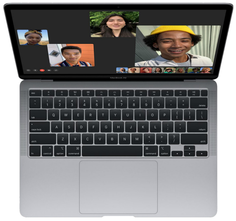 Macbook Air 2020 Space Gray